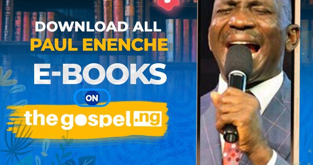 Paul Enenche eBooks
